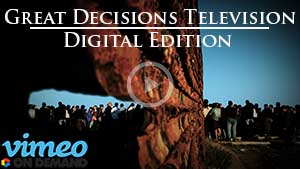 Great Decisions Digital edition